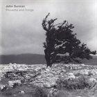 JOHN SURMAN Proverbs and Songs album cover