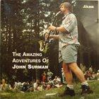 JOHN SURMAN The Amazing Adventures Of John Surman album cover
