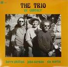JOHN SURMAN The Trio : By Contact album cover