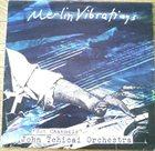 JOHN TCHICAI Merlin Vibrations album cover