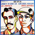 JOHN TCHICAI John Tchicai - Archie Shepp : Rufus album cover