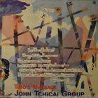 JOHN TCHICAI Timo's Message album cover