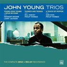 JOHN YOUNG John Young Trios: The Complete Argo & Vee-Jay Recordings album cover