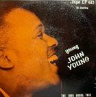 JOHN YOUNG The John Young Trio : Young John Young album cover