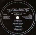 JOHN ZORN The Catalogue album cover