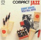 JOHNNY HODGES Compact Jazz album cover