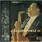 JOHNNY HODGES Ellingtonia '56 album cover