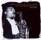 JOHNNY HODGES Johnny Hodges & Wild Bill Davis : Blue Hodge album cover