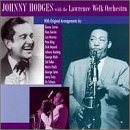JOHNNY HODGES With Lawrence Welk Orchestra album cover