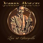 JOHNNY HODGES Live At Storyville album cover