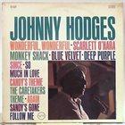 JOHNNY HODGES Sandy's Gone album cover
