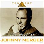 JOHNNY MERCER The Best Of album cover