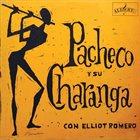 JOHNNY PACHECO Pacheco Y Su Charanga Album Cover