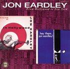 JON EARDLEY From Hollywood to New York album cover