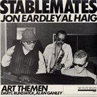 JON EARDLEY Jon Eardley / Al Haig : Stablemates album cover