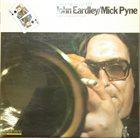 JON EARDLEY Jon Eardley / Mick Pyne : Two Of A Kind album cover