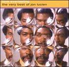 JON LUCIEN Love Everlasting: The Very Best of Jon Lucien album cover