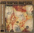 JON RASKIN Jon Raskin Quartet : The Bass & The Bird Pond album cover