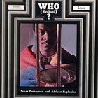 JONAS GWANGWA Jonas Gwangwa And African Explosion : Who (Ngubani)? album cover