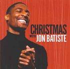 JONATHAN BATISTE Christmas With Jon Batiste album cover