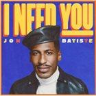 JONATHAN BATISTE I Need You album cover