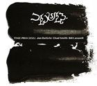 JONATHAN BATISTE Jon Batiste, Chad Smith & Bill Laswell : The Process album cover