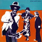 JONI MITCHELL Don Juan's Reckless Daughter album cover