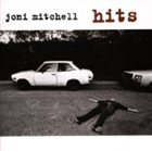 JONI MITCHELL Hits album cover