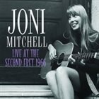 JONI MITCHELL Live at the Second Fret 1966 album cover