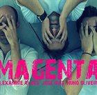 JOSÉ DIAS Magenta album cover