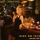 JUDY CARMICHAEL High on Fats...and other stuff album cover