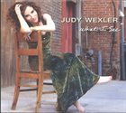 JUDY WEXLER What I See album cover