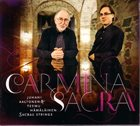 JUHANI AALTONEN Juhani Aaltonen & Teemu Hämäläinen Sacral Strings : Carmina Sacra album cover