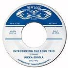 JUKKA ESKOLA Introducing The Soul Trio album cover