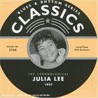 JULIA LEE Classics: Julia Lee 1947 album cover