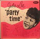JULIA LEE Party Time album cover