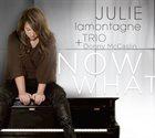 JULIE LAMONTAGNE Now What album cover
