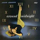 JULIE LONDON Around Midnight album cover