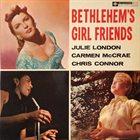 JULIE LONDON Bethlehem's Girlfriends album cover