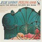 JULIE LONDON Feeling Good album cover