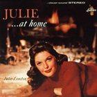 JULIE LONDON Julie... at home album cover