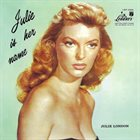 JULIE LONDON Julie Is Her Name album cover