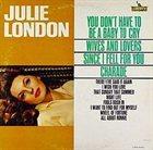 JULIE LONDON Julie London album cover