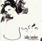 JULIE LONDON Julie Sings Love album cover