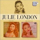 JULIE LONDON Lonely Girl / Make Love to Me album cover