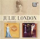 JULIE LONDON Sophisticated Lady / For the Night People album cover