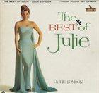JULIE LONDON The Best of Julie album cover