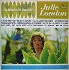 JULIE LONDON The Wonderful World Of album cover