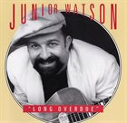 JUNIOR WATSON Long Overdue album cover