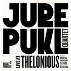 JURE PUKL Live At Thelonious album cover